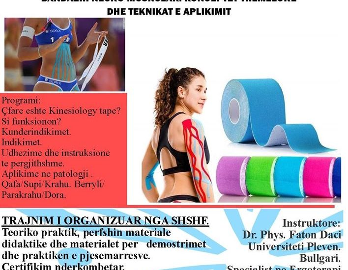 KINESIO TAPING: FUNDAMENTALS CONCEPTS AND TECHNIQUES OF APLICATIONS