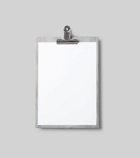 Organized Clipboard