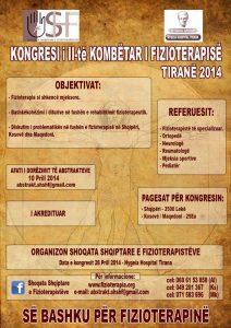 Kongresi I II-te Kombetar I Fizioterapise