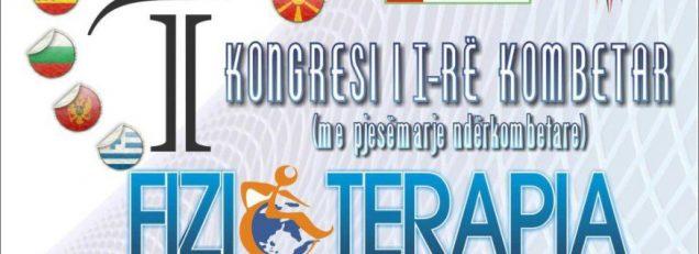 Kongresi I I-re Kombetar I Fizioterapise